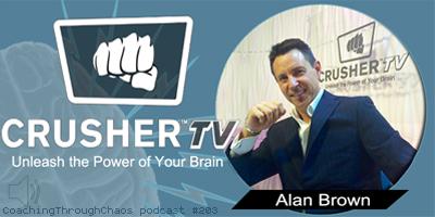 Alan Brown - CrusherTV