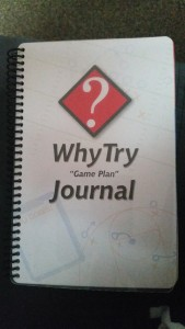WHy Try journal