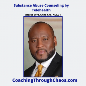 marcus Byrd, Addiction Counseling in San Diego and California